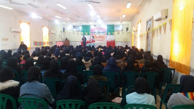 برگزاری کارگاه های آموزشی مهدویت در مدارس اندیمشک