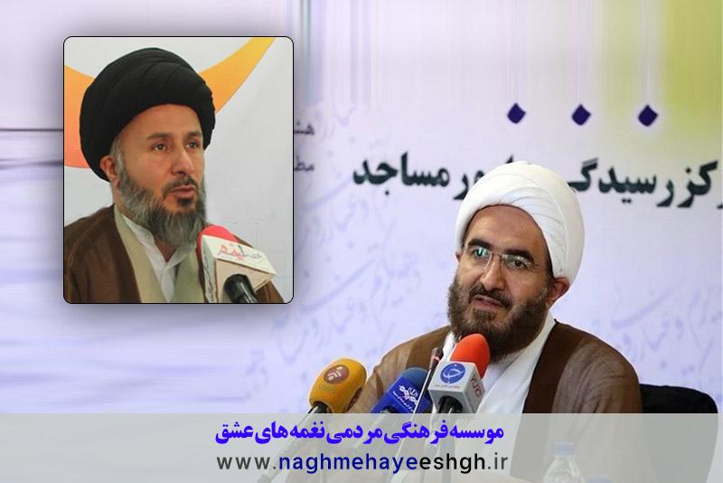 حجتالاسلام سید کمال موسوی به عنوان امام جمعه اندیمشک منصوب شد.