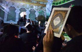 گزارش تصویری مراسم شب های قدر و شهادت امام علی علیه السلام