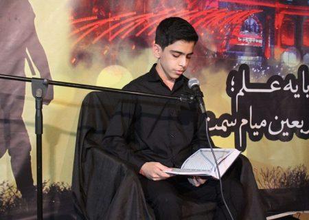 گزارش تصویری روز سوم محرم ۱۴۰۰ در اندیمشک + عکس