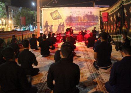 گزارش تصویری روز چهارم محرم ۱۴۰۰ در اندیمشک + عکس