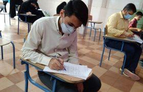 گزارش تصویری آزمون کتاب های معارف مهدوی شهرستان اندیمشک